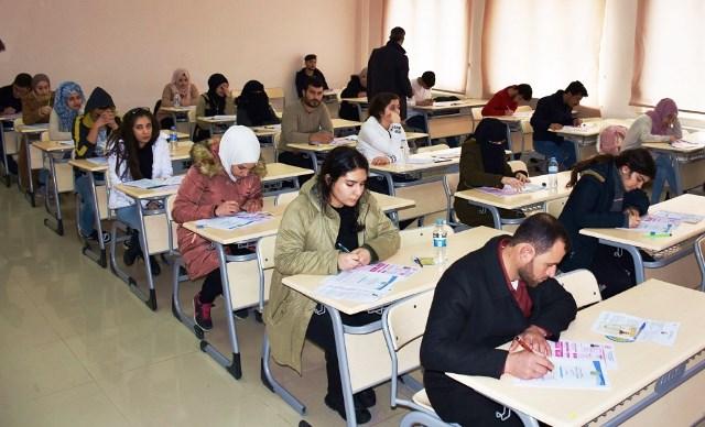 Harran YÖS Sınavı, Uluslararası Öğrencilerin Umudu Olmaya Devam Ediyor