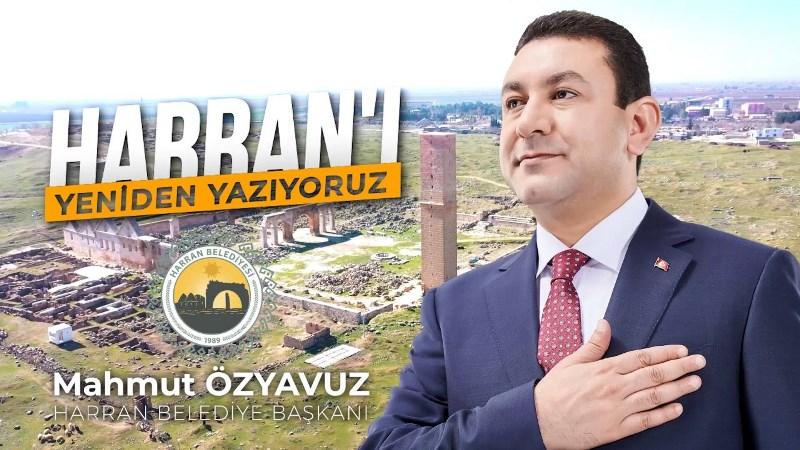 Harran'da Başkan Özyavuz İle Hizmet Dolu 2 Yıl