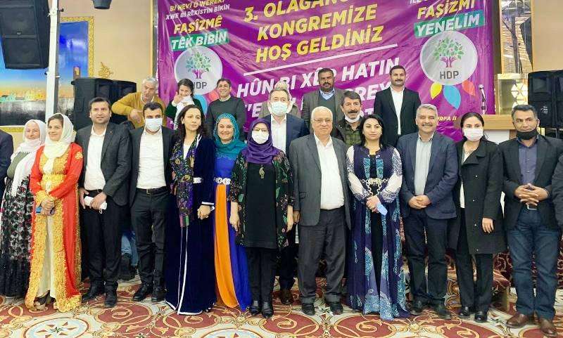 HDP İl Eşbaşkanları belli oldu