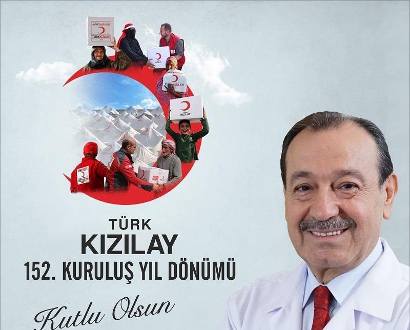Hilal-İ Ahmer'den Türk Kızılay'a 152 Yıllık Merhamet Çınarı