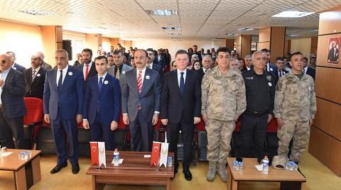 """Hilvan'da """"İstiklal Marşı""""nın Kabulü ve Mehmet Akif Ersoy'u Anma Töreni"""