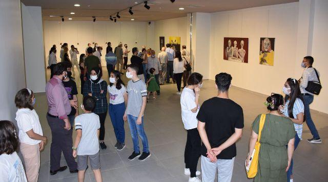 İki Önemli Sergi, Şanlıurfa Arkeoloji Müzesinde Sanatseverlerle Buluştu