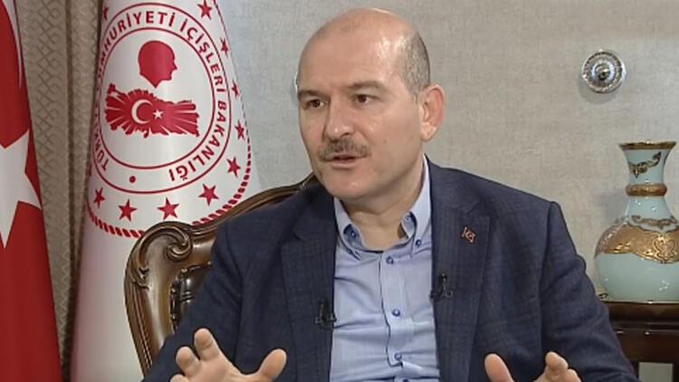 İletişim Başkanlığı: 'İçişleri Bakanı Soylu'nun istifası kabul edilmedi'