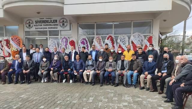 İzmir'de Siverekliler Derneği kongresi yapıldı