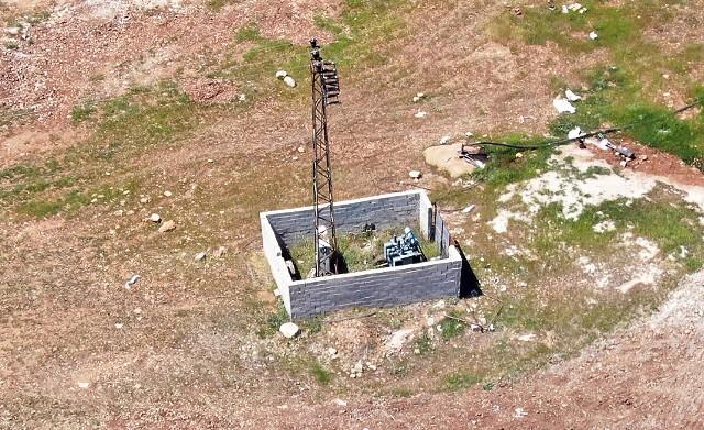Kaçak trafolar drone ile tespit ediliyor