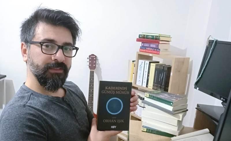 """""""Kaderinipi Gümüş Mühür"""" isimli ki çıktı"""