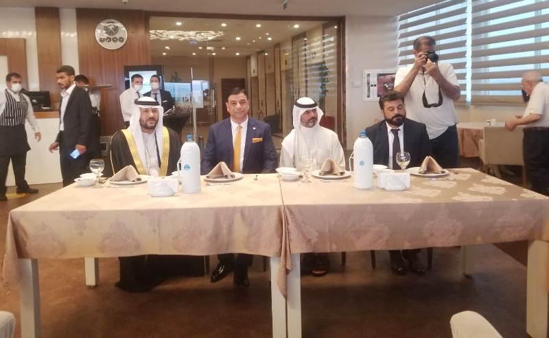 Katarlı ve Dubaili İş Adamlarından Şanlıurfa çıkartması
