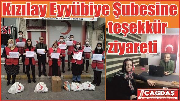 Kızılay vatandaşların takdirini topluyor