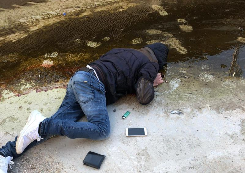 Köprüden düşen vatandaş hayatını kaybetti