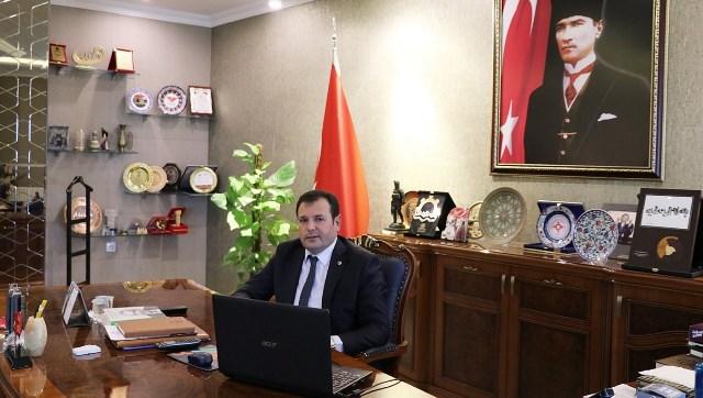 """Mehmet Yetim """"Esnaflara yönelik yeni bir ekonomik destek paketi bekleniyor"""""""