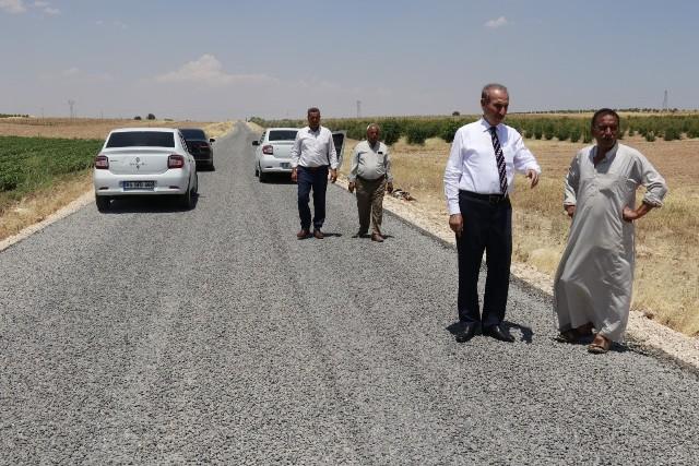 Muhtardan teşekkür: başkan Yalçınkaya'dan memnunuz