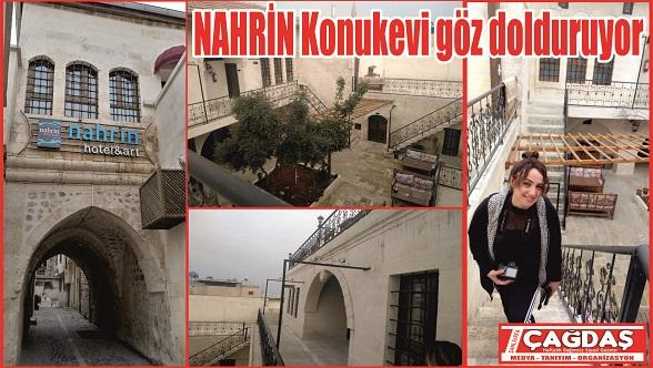 Nahrin Hotel& Art ile tarih ile iç içe