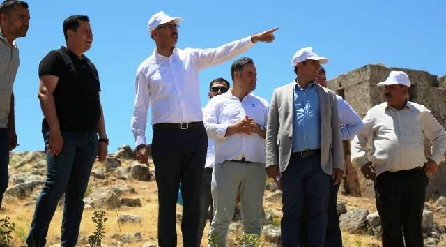 Nemrud'un tahtı turizme kazandırılacak