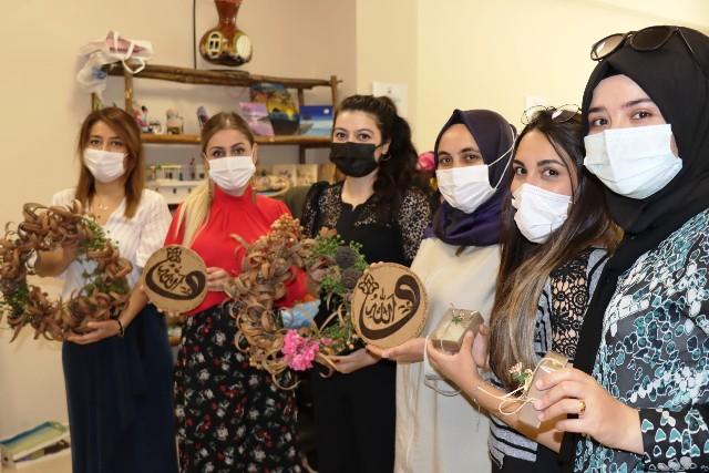 Organik Tasarımlar Şanlıurfalı Kadınların Elinde Hayat Buluyor