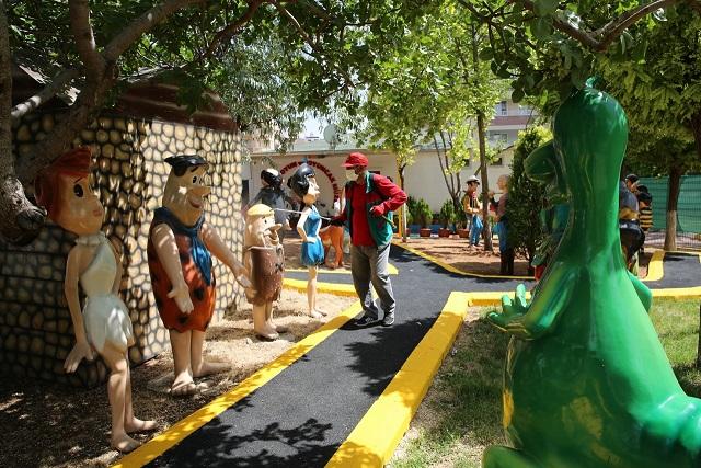 Oyuncak müzesi çocuklara hazırlandı