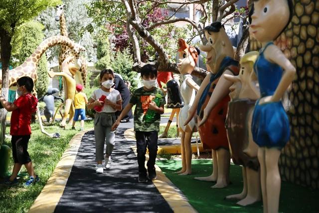 Oyuncak Müzesi Minik Öğrencileri Ağırladı