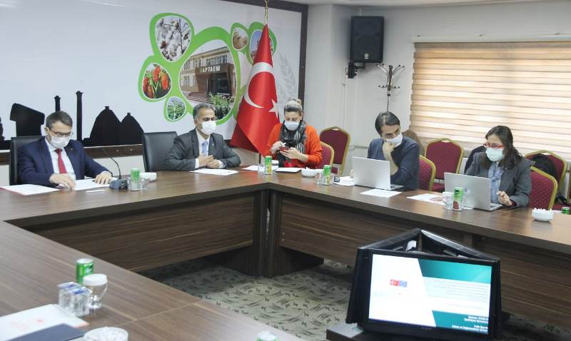 Özel Sektör İstişare Toplantısı Düzenlendi