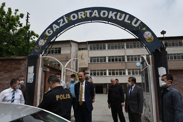 PTT Hizmeti okullarda