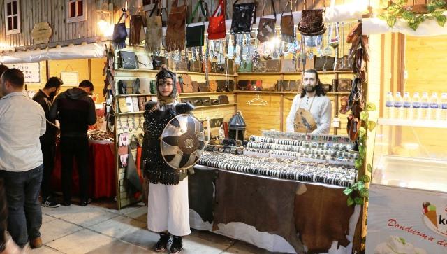 Ramazan sokağı, ilk günden yoğun ilgi gördü
