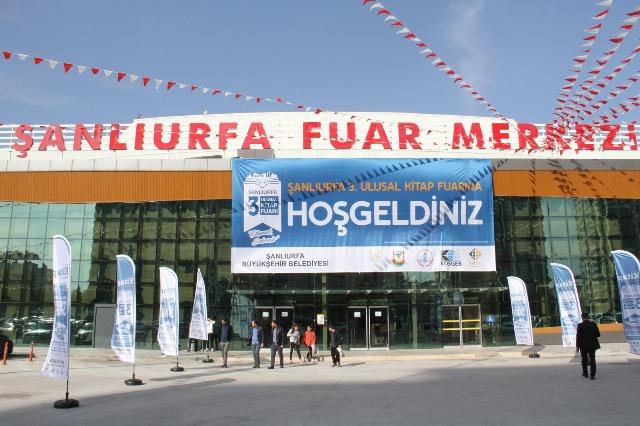 Şanlıurfa Fuar Merkezi, kapılarını yatırım ve işbirliği fuarı için açıyor