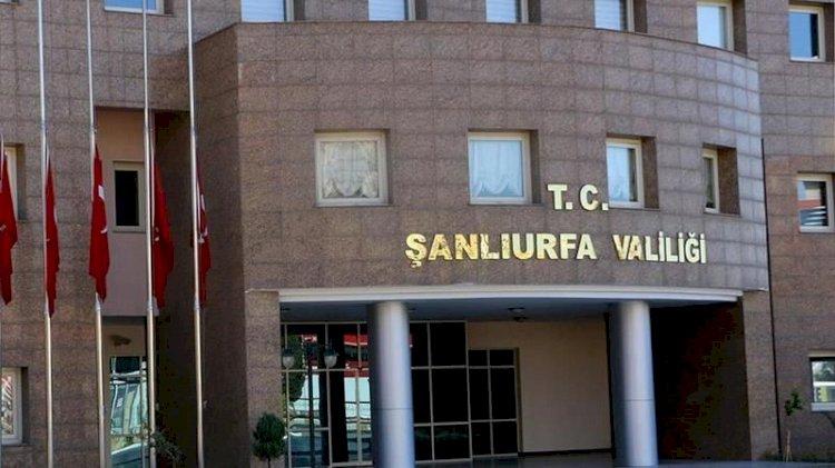 Şanlıurfa Valiliği yeni kararları açıkladı