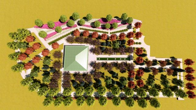 Şanlıurfa yeni yeşil alanlarına kavuşuyor