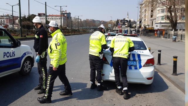 Şanlıurfa'da 133 Kişiye Sokağa Çıkma İhlali Nedeniyle İdari İşlem Yapıldı