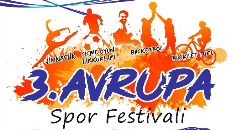 Şanlıurfa'da 3. Avrupa spor festivali gerçekleştirilecek