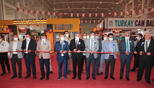 Şanlıurfa'da 8. Yapı inşaat ve dekorasyon fuarı açıldı