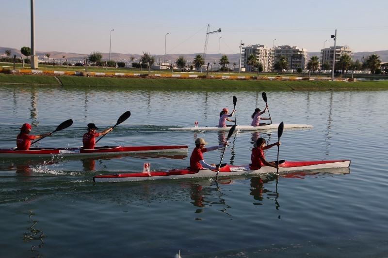 Şanlıurfa'da Kano Turnuvası Düzenlendi