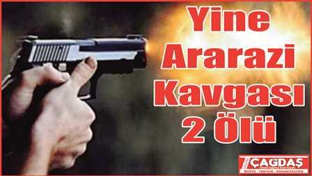 Şanlıurfa'da silahlı kavga 2 ölü