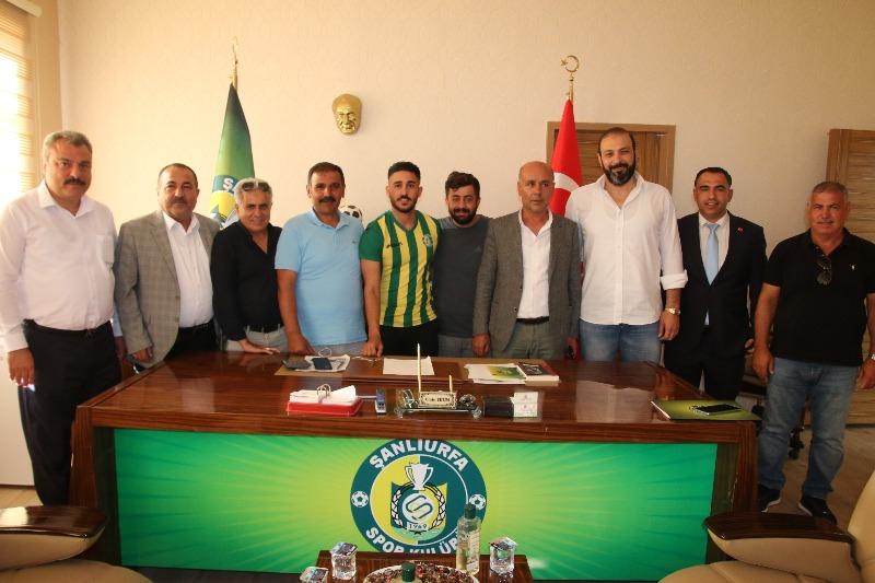Şanlıurfaspor'da Transferler Sürüyor