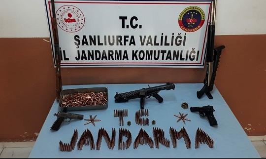 Silah ve mühimmat kaçakçılığına operasyon