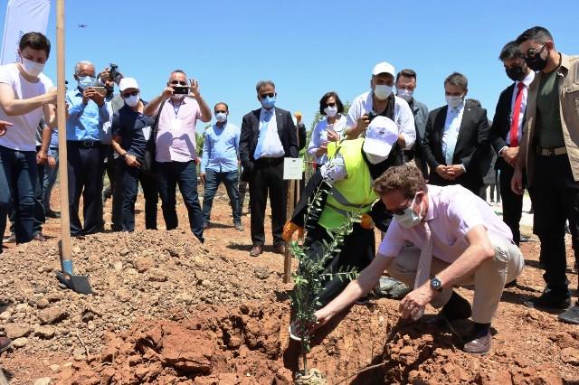 """""""Tarımsal Beceri Geliştirme Programı"""" Tanıtımı Yapıldı"""