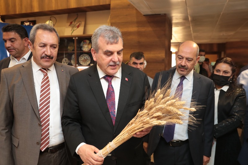 Tarımsal Hizmetler Daire Başkanlığı İstişare toplantısı ile tanıtıldı