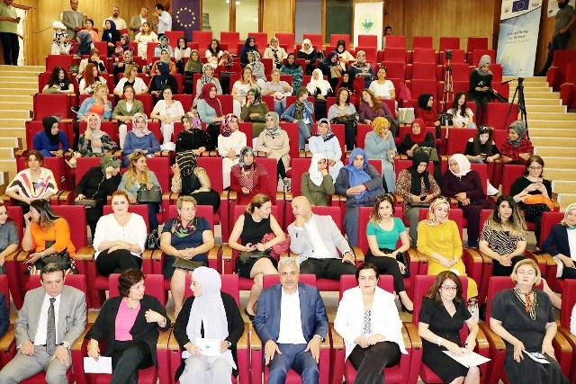 Trabzonlu Ve Şanlıurfalı Kadınlar Buluştu