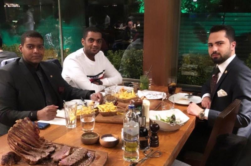 Türk ve Katar Genç İş Adamları Yatırım Projesi için bir araya geldiler