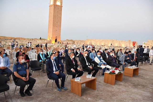 Üniversite'nin Akademik Açılış Töreni Harran'da yapıldı
