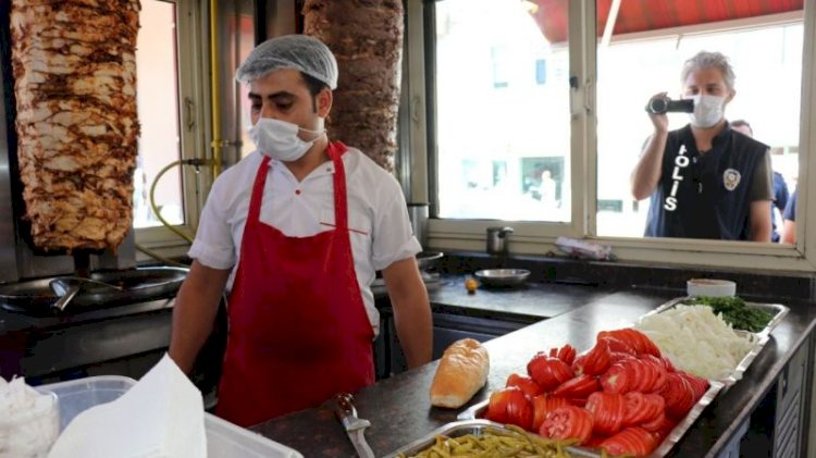 Urfa'da büyük denetim
