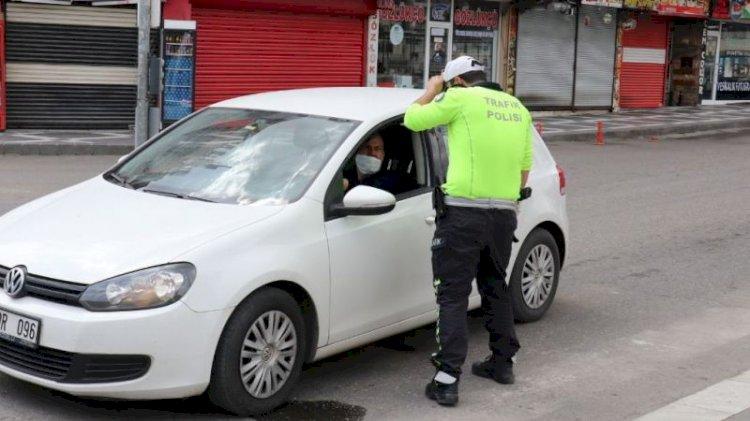 Urfa'da yasağın ilk gününde rekor ceza!