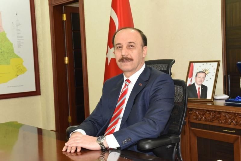 Vali Erin'in 19 Mayıs Atatürk'ü Anma Gençlik ve Spor Bayramı Mesajı