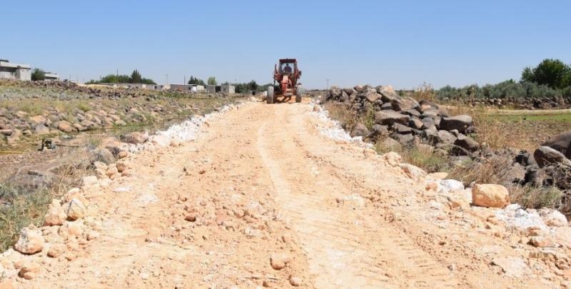 Viranşehir belediyesinden hizmet seferberliği devam ediyor