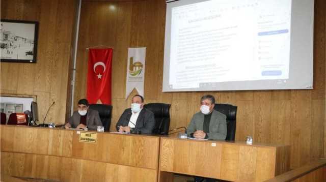 Viranşehir Belediyesi Yılın İlk Meclis Toplantısını Gerçekleştirdi