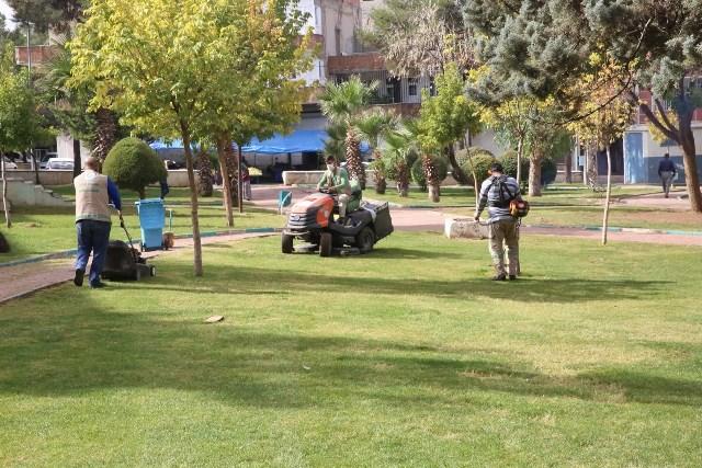 Yeşil Haliliye' İçin Çalışmalar Titizlikle Sürdürülüyor