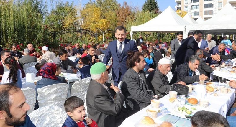 Ali Baba Hayratı Binler buluşturdu