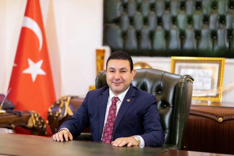 Başkan Mahmut Özyavuz'dan Kadir Gecesi Mesajı