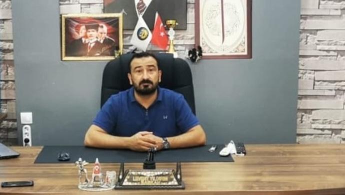 Halfeti Esnaf Sanatkarlar Kredi Ve Kefalet  Kooperatifi Başkanı Levent Yıldırım`dan Açıklama