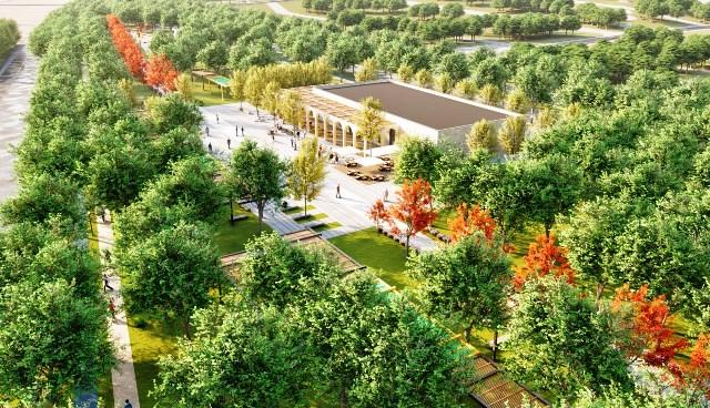 Haliliye'de Millet Bahçesi ihaleye çıkıyor