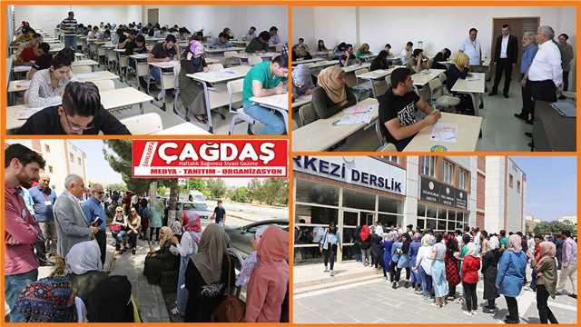 Üniversite de Yabancı Uyruklu Öğrenci Sınavı (YÖS) yapıldı