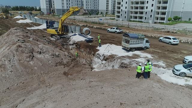Viranşehir kanalizasyon projesi tamamlandı